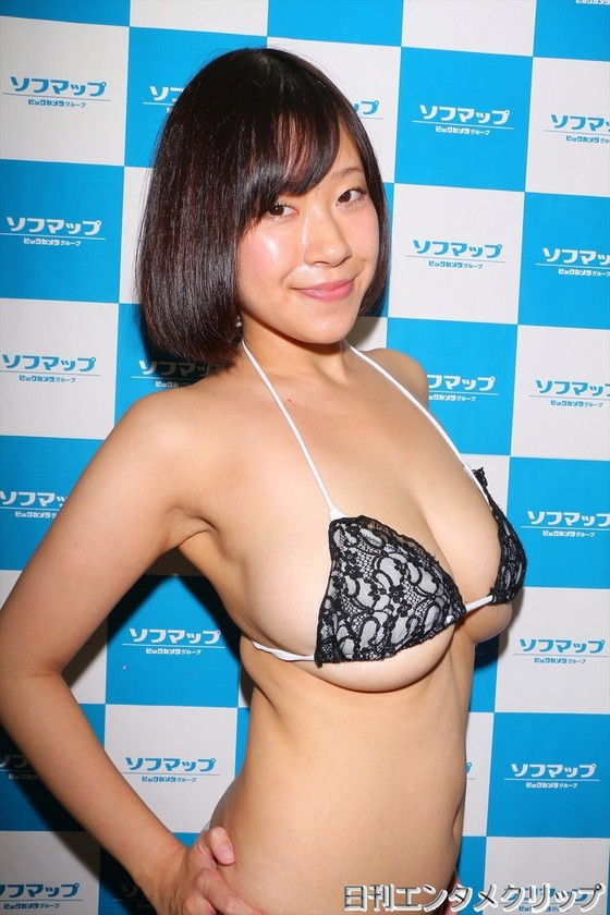 日比谷亜美 ミルキーグラマーのソフマップPRイベント 画像21枚 6