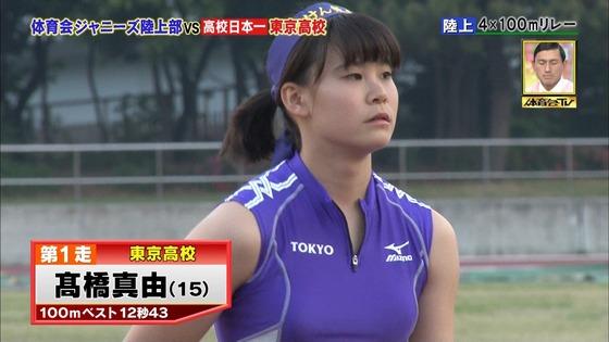 炎の体育会TVのジャニーズvs東京高校女子陸上部キャプ 画像30枚 11