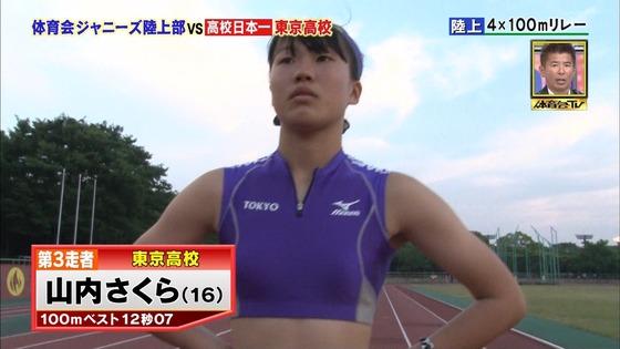 炎の体育会TVのジャニーズvs東京高校女子陸上部キャプ 画像30枚 15