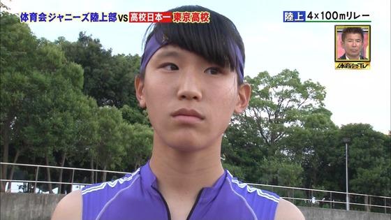 炎の体育会TVのジャニーズvs東京高校女子陸上部キャプ 画像30枚 17