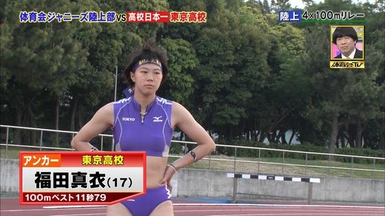 炎の体育会TVのジャニーズvs東京高校女子陸上部キャプ 画像30枚 18