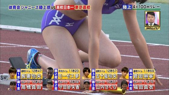 炎の体育会TVのジャニーズvs東京高校女子陸上部キャプ 画像30枚 20