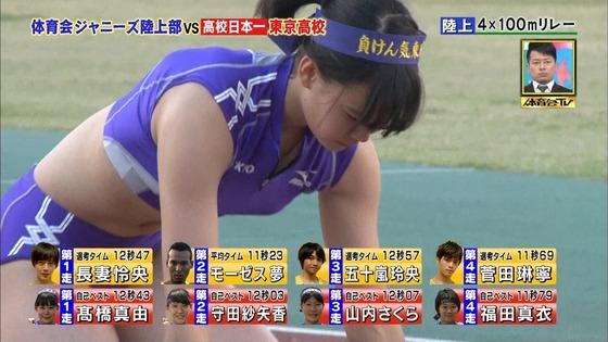 炎の体育会TVのジャニーズvs東京高校女子陸上部キャプ 画像30枚 21