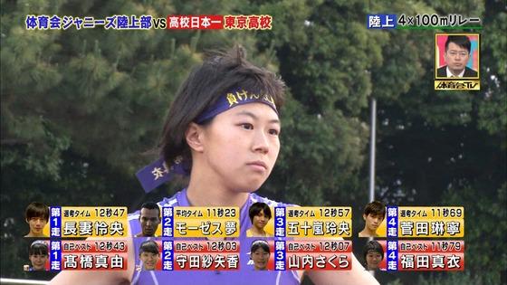 炎の体育会TVのジャニーズvs東京高校女子陸上部キャプ 画像30枚 24