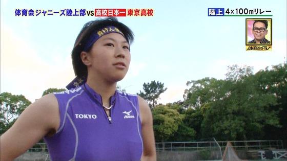 炎の体育会TVのジャニーズvs東京高校女子陸上部キャプ 画像30枚 25