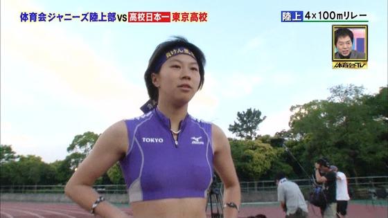 炎の体育会TVのジャニーズvs東京高校女子陸上部キャプ 画像30枚 26
