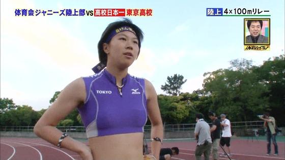 炎の体育会TVのジャニーズvs東京高校女子陸上部キャプ 画像30枚 27