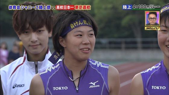 炎の体育会TVのジャニーズvs東京高校女子陸上部キャプ 画像30枚 28