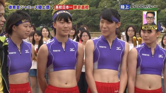 炎の体育会TVのジャニーズvs東京高校女子陸上部キャプ 画像30枚 6