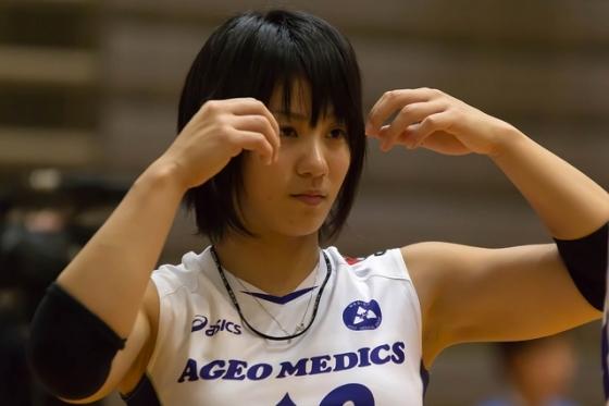 女子バレーボール選手のパンティライン&食い込み 画像24枚 19