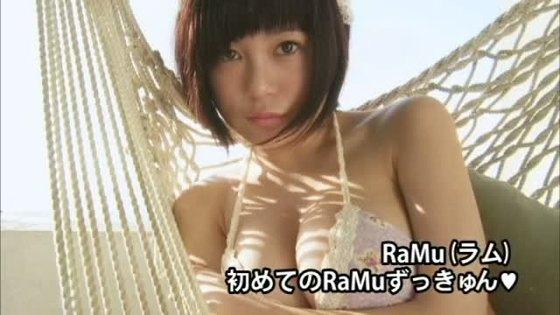 RaMu 週プレのGカップ谷間&腋グラビア 画像39枚 38