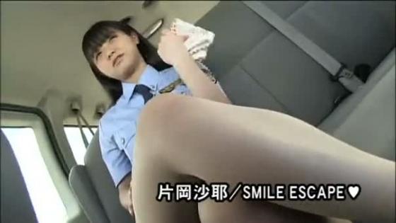 片岡沙耶 SMILE ESCAPEのGカップハミ乳キャプ 画像39枚 5
