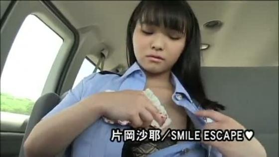片岡沙耶 SMILE ESCAPEのGカップハミ乳キャプ 画像39枚 6