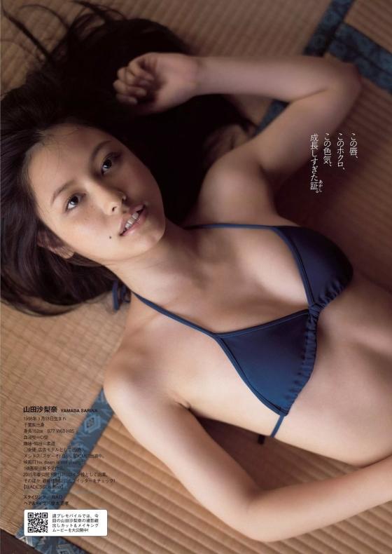 山田沙梨奈 SARINA360°のスレンダー水着姿キャプ 画像26枚 20