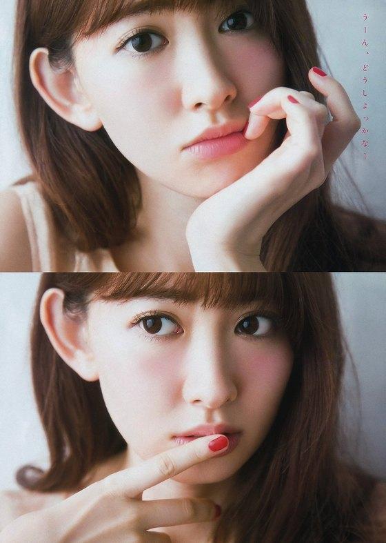 小嶋陽菜 総選挙で卒業発表したこじはるのDカップ水着谷間 画像27枚 12