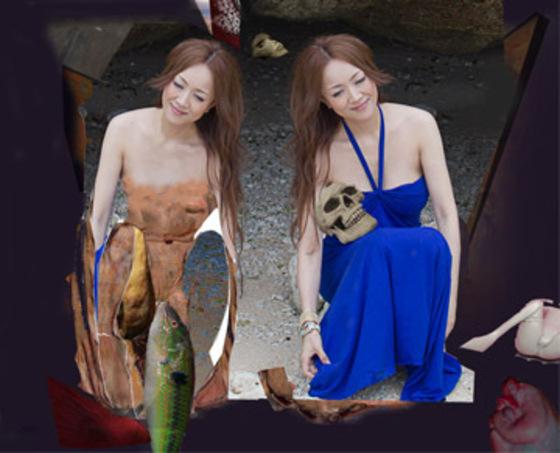 藤川千景 逮捕された美魔女タレントのFカップ谷間 画像19枚 15