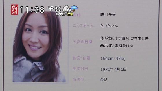 藤川千景 逮捕された美魔女タレントのFカップ谷間 画像19枚 5