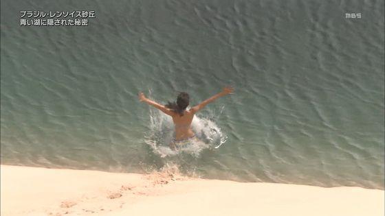 大杉亜依里 世界ふしぎ発見の水着姿inブラジルキャプ 画像18枚 13
