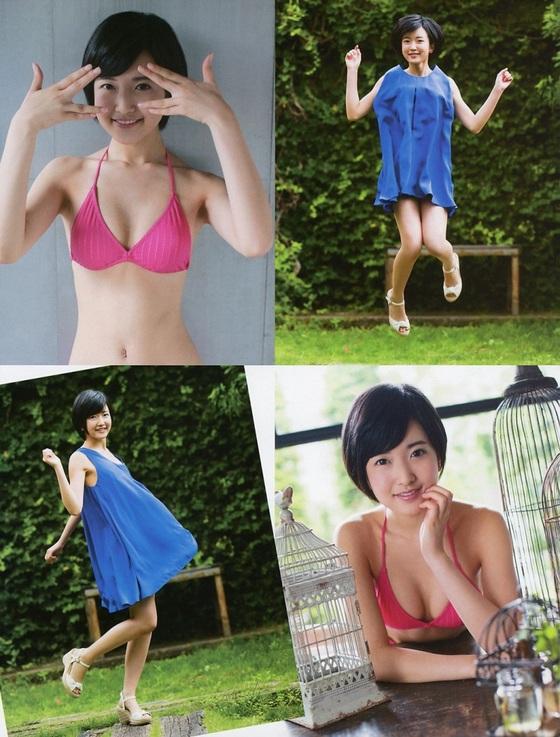 須藤凜々花 総選挙を無事終えたりりぽんの水着姿 画像20枚 9