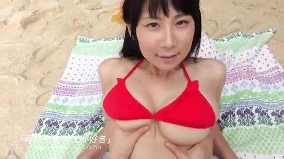 戸咲七海 DVD年上が好きのHカップハミ乳キャプ 画像48枚 8
