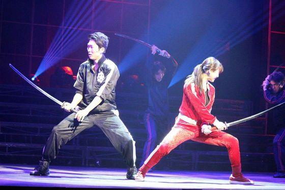 松井玲奈 舞台公演でキスやおっぱい揉みを披露 画像19枚 10