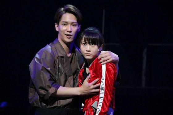 松井玲奈 舞台公演でキスやおっぱい揉みを披露 画像19枚 3