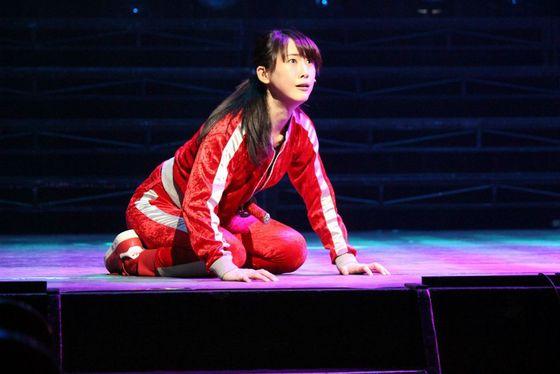 松井玲奈 舞台公演でキスやおっぱい揉みを披露 画像19枚 5