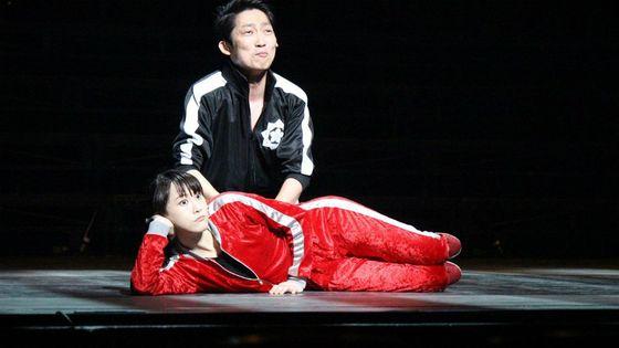 松井玲奈 舞台公演でキスやおっぱい揉みを披露 画像19枚 7