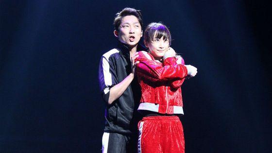 松井玲奈 舞台公演でキスやおっぱい揉みを披露 画像19枚 8