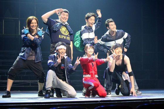 松井玲奈 舞台公演でキスやおっぱい揉みを披露 画像19枚 9