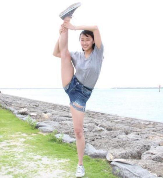 木村涼香 新体操出身のミスビジュアルウェブ優勝者 画像12枚 9