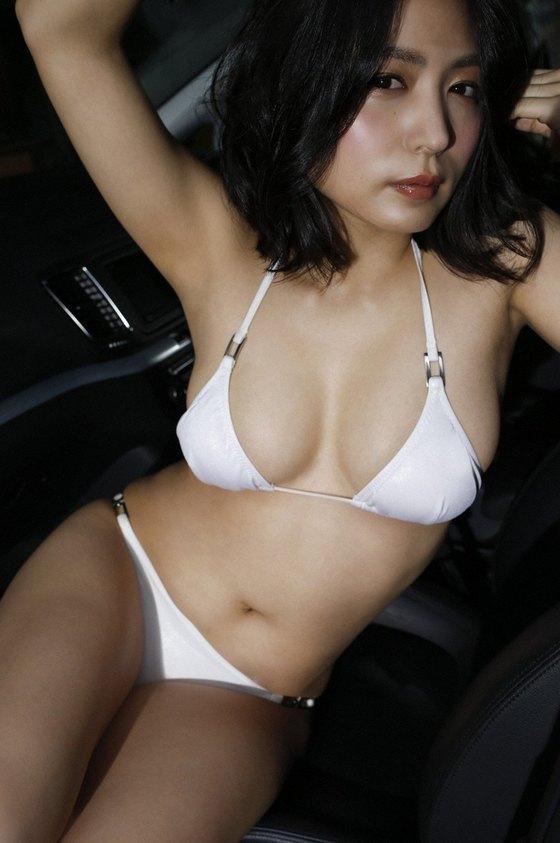 川村ゆきえ 週プレの最新Eカップ谷間グラビア 画像36枚 3