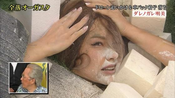 ダレノガレ明美 とんねるず番組のパンチラ&胸チラキャプ 画像21枚 6
