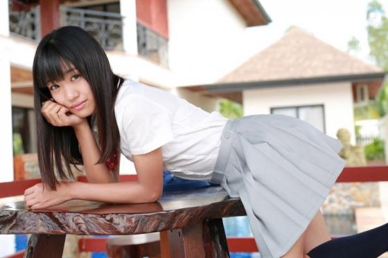 桜木ひな DVD高校生初の制服の水着姿キャプ 画像39枚 6