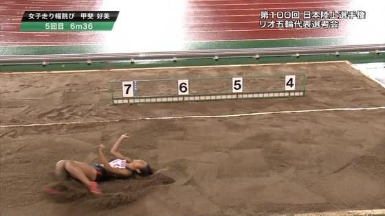 福島千里 腹筋と腋が素敵だった日本陸上選手権キャプ 画像47枚 24