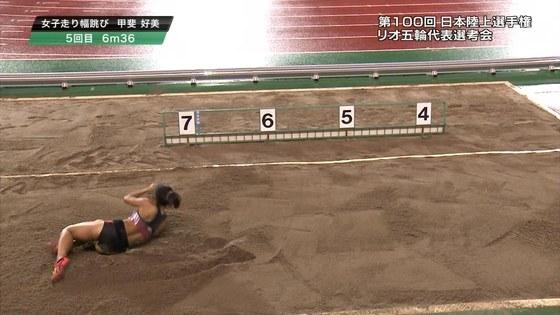 福島千里 腹筋と腋が素敵だった日本陸上選手権キャプ 画像47枚 25
