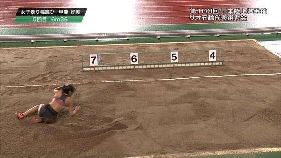 福島千里 腹筋と腋が素敵だった日本陸上選手権キャプ 画像47枚 26
