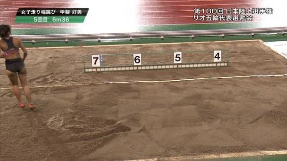 福島千里 腹筋と腋が素敵だった日本陸上選手権キャプ 画像47枚 27