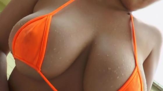 深井彩夏 Gパラダイスの乳首ポチ&巨尻食い込みキャプ 画像32枚 13