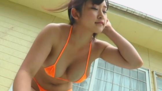 深井彩夏 Gパラダイスの乳首ポチ&巨尻食い込みキャプ 画像32枚 9