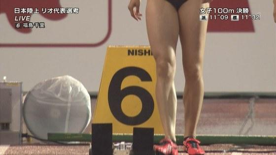 女子陸上選手の腹筋と腋が素敵な日本陸上選手権2016キャプ 画像31枚 31