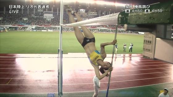 女子陸上選手の腹筋と腋が素敵な日本陸上選手権2016キャプ 画像31枚 7