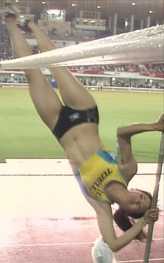 女子陸上選手の腹筋と腋が素敵な日本陸上選手権2016キャプ 画像31枚 8