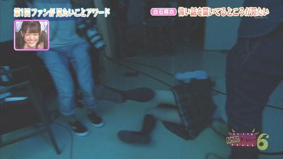 橋本奈々未 妖精姿の腋チラと爪切り股間キャプ 画像30枚 25