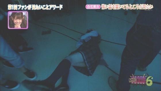 橋本奈々未 妖精姿の腋チラと爪切り股間キャプ 画像30枚 26