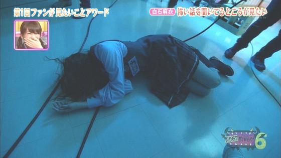 橋本奈々未 妖精姿の腋チラと爪切り股間キャプ 画像30枚 27