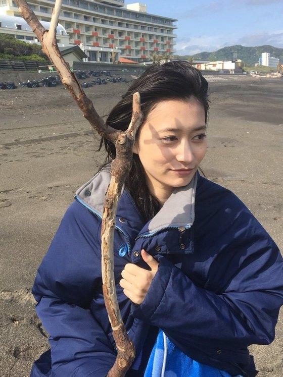 後藤郁 週プレ袋とじのEカップ下着姿復活グラビア 画像65枚 12