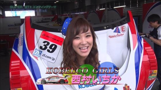西村いちか SUPER GT+のお尻食い込みパンチラキャプ 画像20枚 11