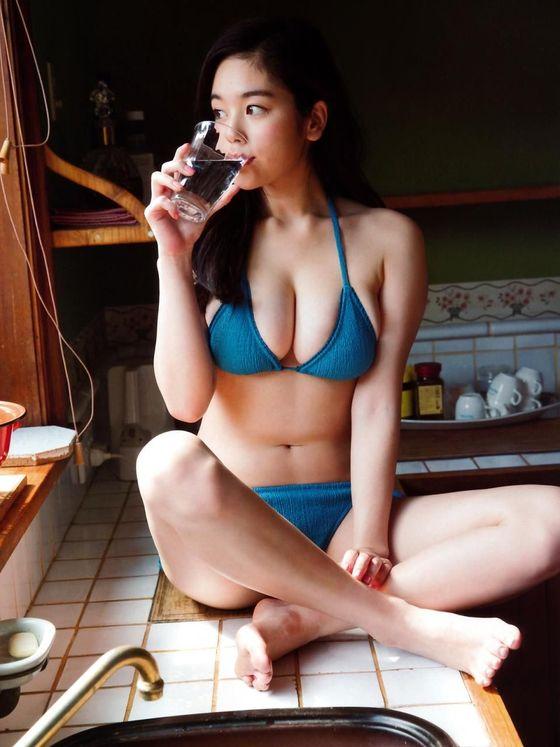 筧美和子 ドラマのHカップ爆乳谷間キャプ 画像29枚 17