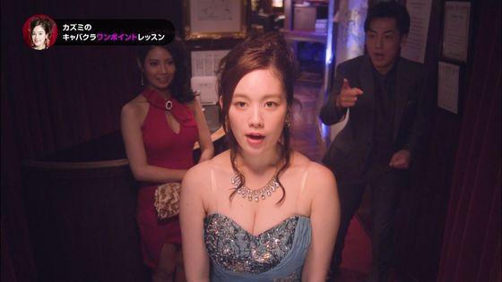 筧美和子 ドラマのHカップ爆乳谷間キャプ 画像29枚 3